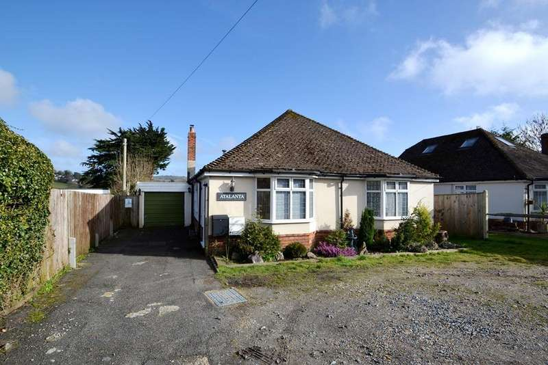 3 Bedrooms Detached Bungalow for sale in Findon Bypass, Findon Village, Worthing, West Sussex, BN14 0TP
