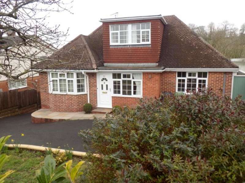 3 Bedrooms Detached House for sale in Argyll Road, Exeter