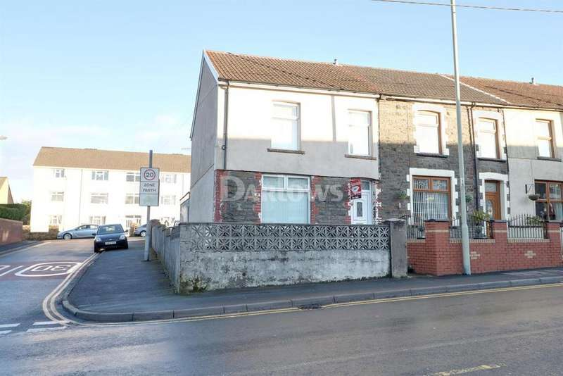 3 Bedrooms Terraced House for sale in Trebanog Rd, Porth