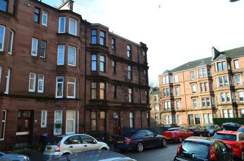 1 Bedroom Flat for sale in Kennoway Drive , Flat 0/1, Thornwood , Glasgow, G11 7TX