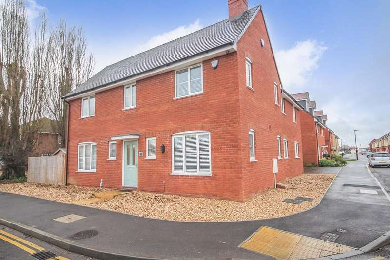 4 Bedrooms Detached House for sale in New Road , Clifton , Shefford, SG17