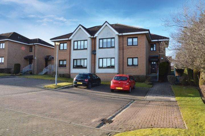 2 Bedrooms Flat for sale in Fairfield Drive, Clarkston, Glasgow, G76