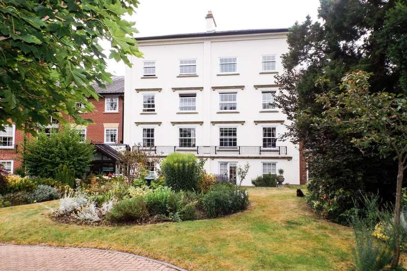 1 Bedroom Flat for sale in St. Georges Lane North, Worcester, WR1