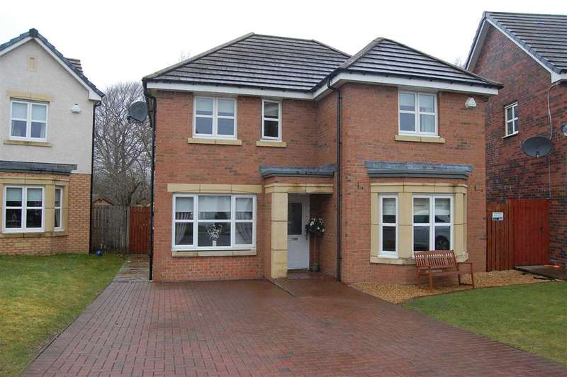3 Bedrooms Detached House for sale in Harlequin Court, Hamilton
