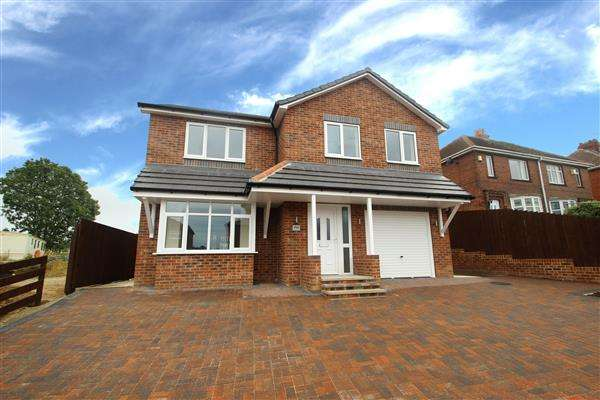 4 Bedrooms Detached House for sale in Cow Lane, Havercroft
