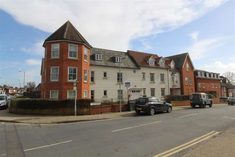 2 Bedrooms Apartment Flat for sale in Alan Road, Ipswich