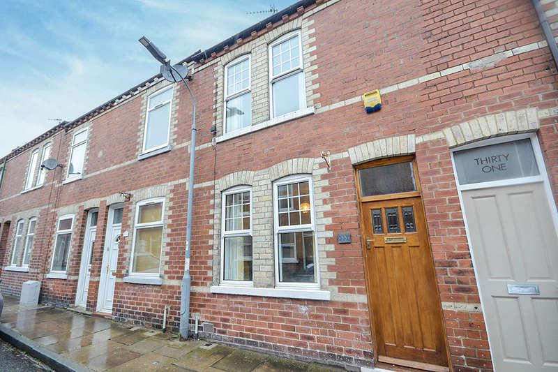 3 Bedrooms Terraced House for sale in Brunswick Street, York, YO23