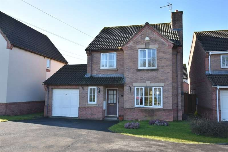 4 Bedrooms Detached House for sale in Hanham Way, Nailsea, Bristol, North Somerset