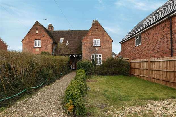 2 Bedrooms Cottage House for sale in Cardington Road, Bedford