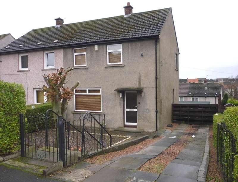 2 Bedrooms Semi Detached House for rent in Wedderburn Street, Dunfermline, KY11