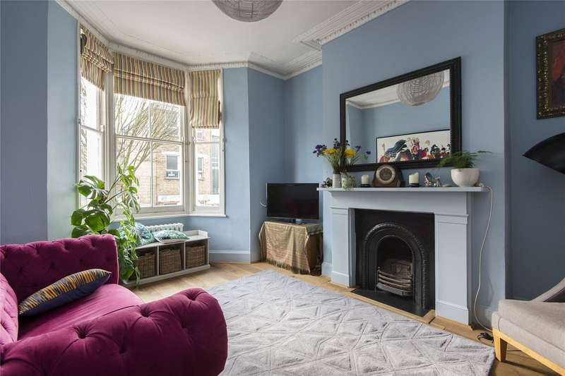 2 Bedrooms Flat for sale in Poole Road, London, E9