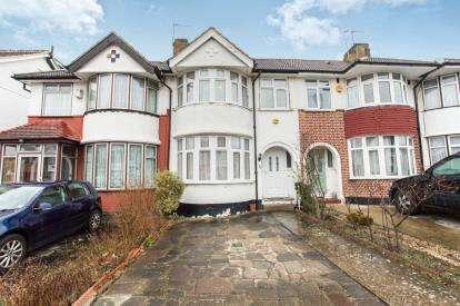 3 Bedrooms Terraced House for sale in Eton Grove, Kingsbury, London, Uk