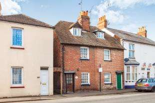 2 Bedrooms End Of Terrace House for sale in Mill Road, Canterbury, Kent
