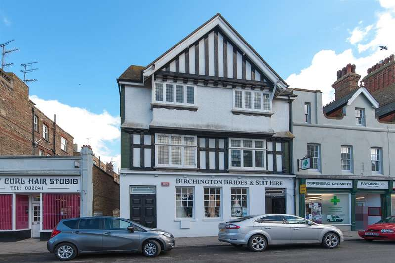 3 Bedrooms Maisonette Flat for sale in St Mildred's Road, Westgate on sea