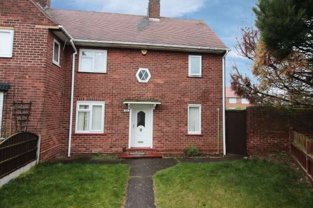 3 Bedrooms Semi Detached House for sale in Laughton Crescent, Nottingham, Nottinghamshire, NG15 6HR