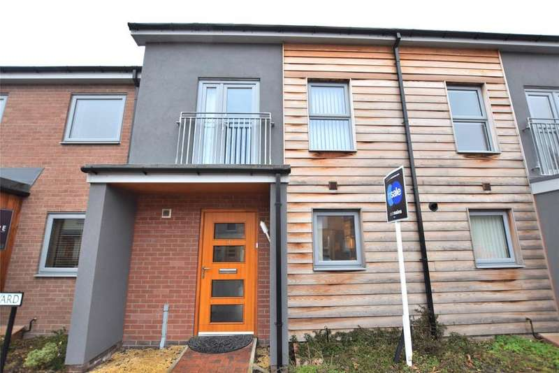 3 Bedrooms Terraced House for sale in The Staiths