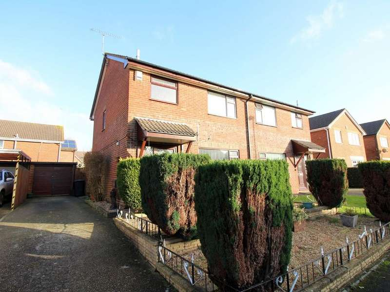 3 Bedrooms Semi Detached House for rent in Old Kiln Road, Upton