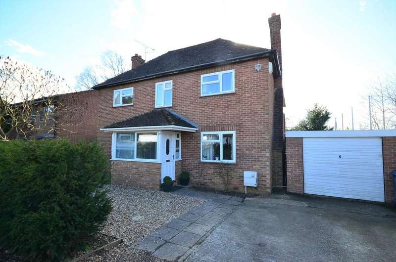 4 Bedrooms Detached House for sale in Little Green Lane, Farnham