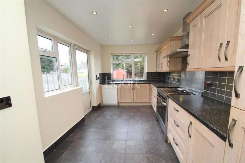 3 Bedrooms Semi Detached House for rent in Farnol Road, Yardley