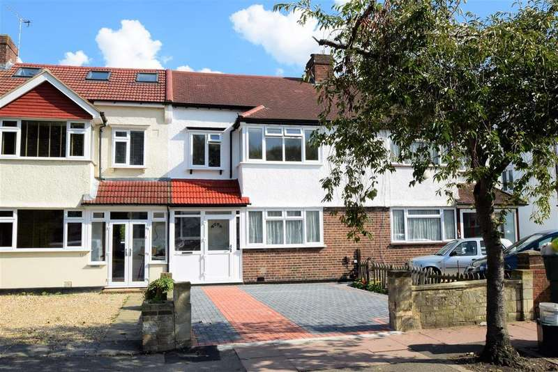 3 Bedrooms Terraced House for sale in Clock House Road, Beckenham