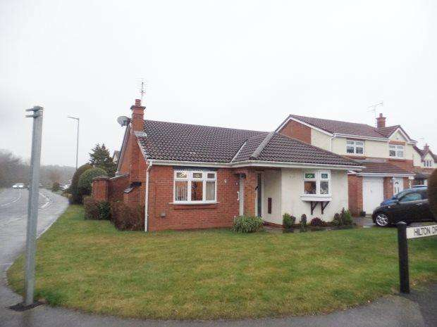 2 Bedrooms Detached Bungalow for sale in HILTON DRIVE, PETERLEE, COTSFORD HALL, PETERLEE