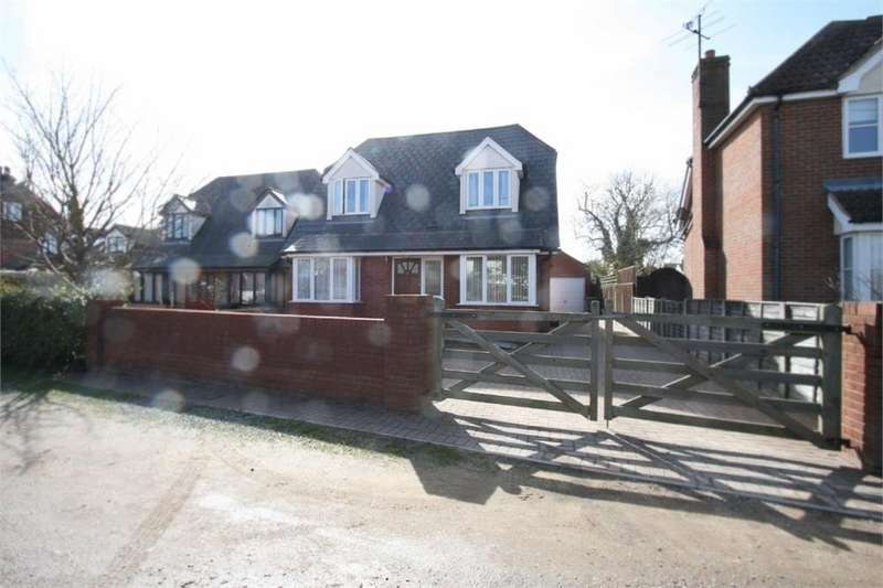 4 Bedrooms Detached House for sale in Waterworks Road, Tollesbury, Maldon, Essex