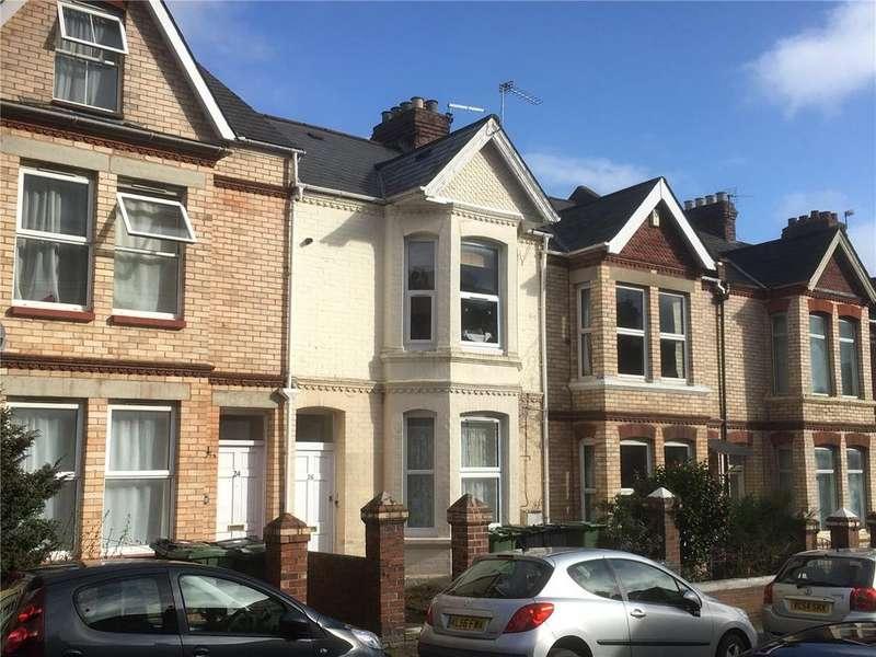 2 Bedrooms Flat for sale in Monks Road, Exeter, Devon, EX4