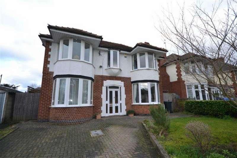 6 Bedrooms Detached House for rent in Kingsbridge Road, Weddington, Nuneaton