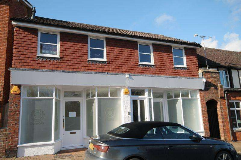 1 Bedroom Apartment Flat for sale in Stanford Terrace, Station Approach West, Hassocks,