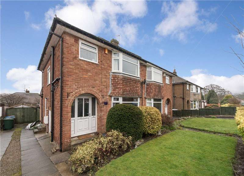 3 Bedrooms Semi Detached House for sale in Roundhill Avenue, Cottingley, West Yorkshire