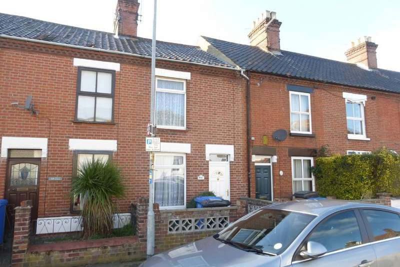 2 Bedrooms Terraced House for sale in Norwich