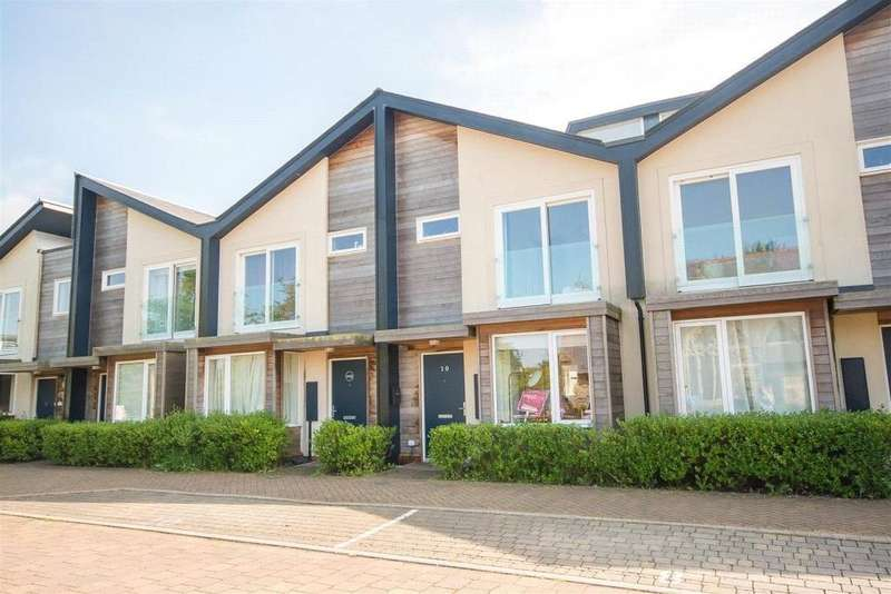 2 Bedrooms Terraced House for sale in Clock House Rise, Maidstone, Kent, ME17