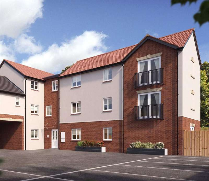 2 Bedrooms Flat for sale in Plot 36 Firs Park, Eversley Road, Norwich, NR6