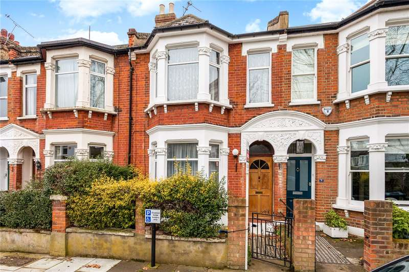 3 Bedrooms Terraced House for sale in Whitehall Park Road, London, W4