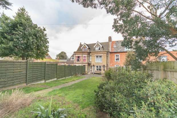 4 Bedrooms Terraced House for sale in 2 West House, Wells-next-the-Sea