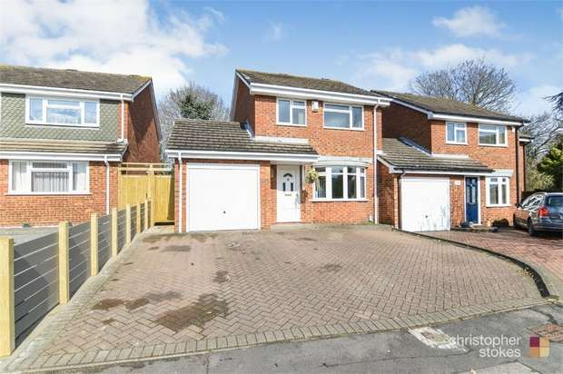 3 Bedrooms Detached House for sale in Upper Shott, Cheshunt, WALTHAM CROSS, Hertfordshire