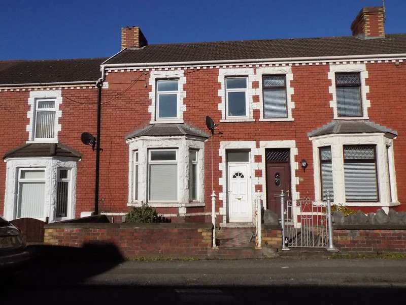 3 Bedrooms Terraced House for sale in Tanygroes Street, Port Talbot, Neath Port Talbot. SA13 1EE