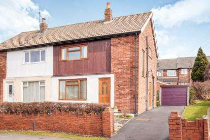 3 Bedrooms Semi Detached House for sale in Chatsworth Crescent, Pudsey, Leeds, West Yorkshire