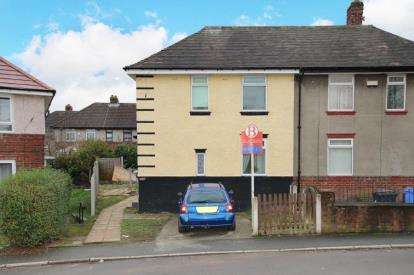 2 Bedrooms End Of Terrace House for sale in Deerlands Close, Sheffield, South Yorkshire