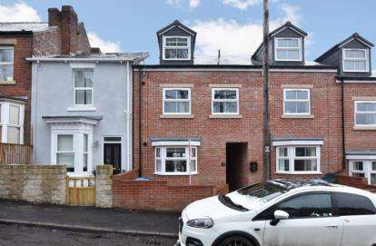 3 Bedrooms Terraced House for sale in Fulton Road, Walkley, Sheffield
