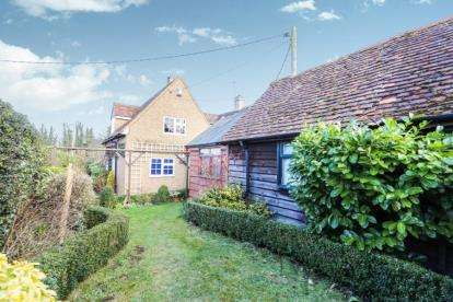 3 Bedrooms End Of Terrace House for sale in Newbury Lane, Silsoe, Bedford, Bedfordshire