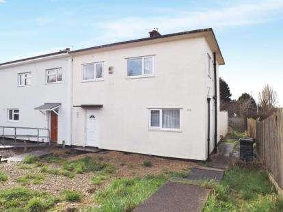 3 Bedrooms Semi Detached House for sale in Romney Avenue, Lockleaze, Bristol