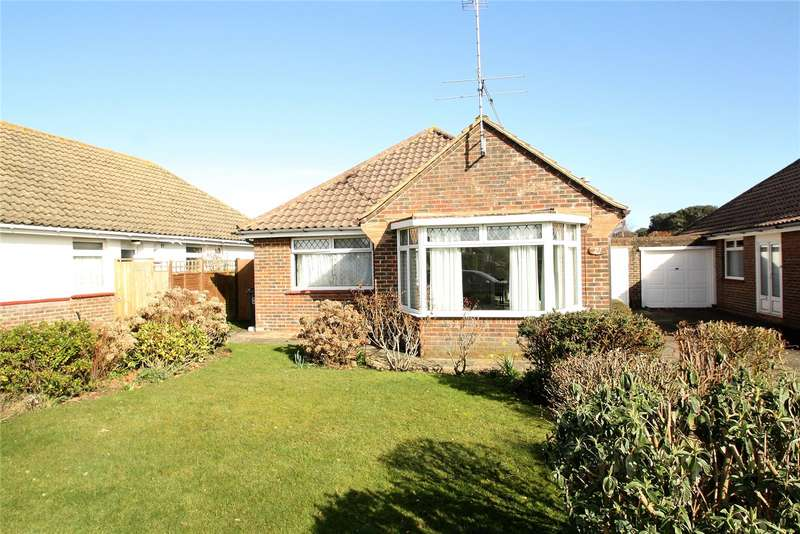 2 Bedrooms Bungalow for sale in Midhurst Drive, Goring By Sea, Worthing, BN12