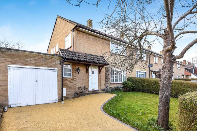 3 Bedrooms End Of Terrace House for sale in Weycrofts, Bracknell, Berkshire, RG42