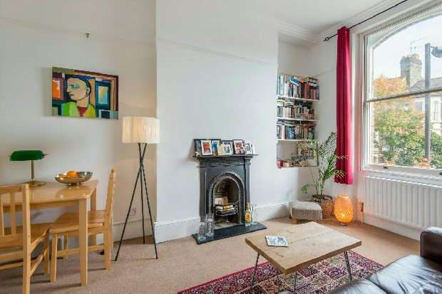 1 Bedroom Flat for sale in Dartmouth Park Hill, Dartmouth Park, NW5