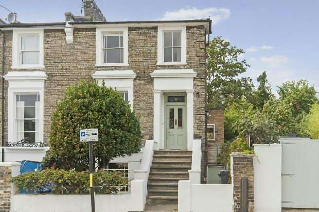 4 Bedrooms Unique Property for sale in St Pauls Crescent, Camden Square, NW1