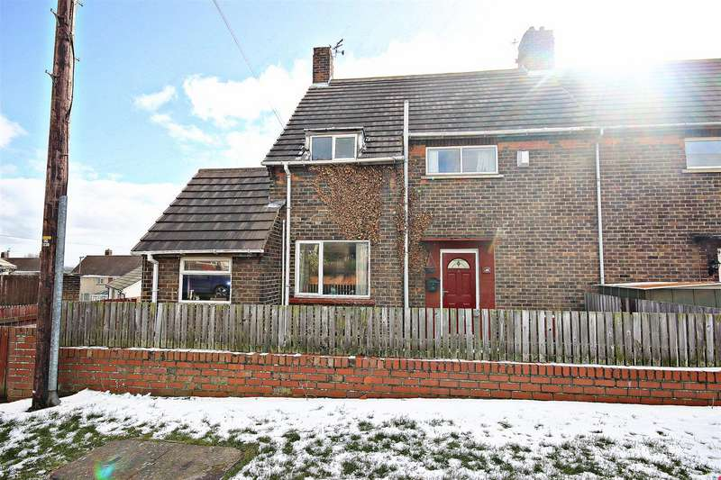3 Bedrooms Semi Detached House for sale in Commercial Square, Brandon