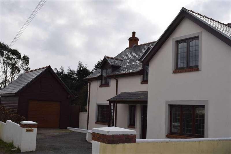 4 Bedrooms Detached House for sale in Kiln Road, Johnston, Haverfordwest