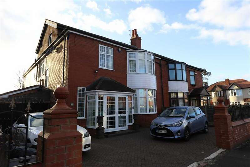 5 Bedrooms Semi Detached House for sale in Morville Road, Chorlton, Manchester, M21