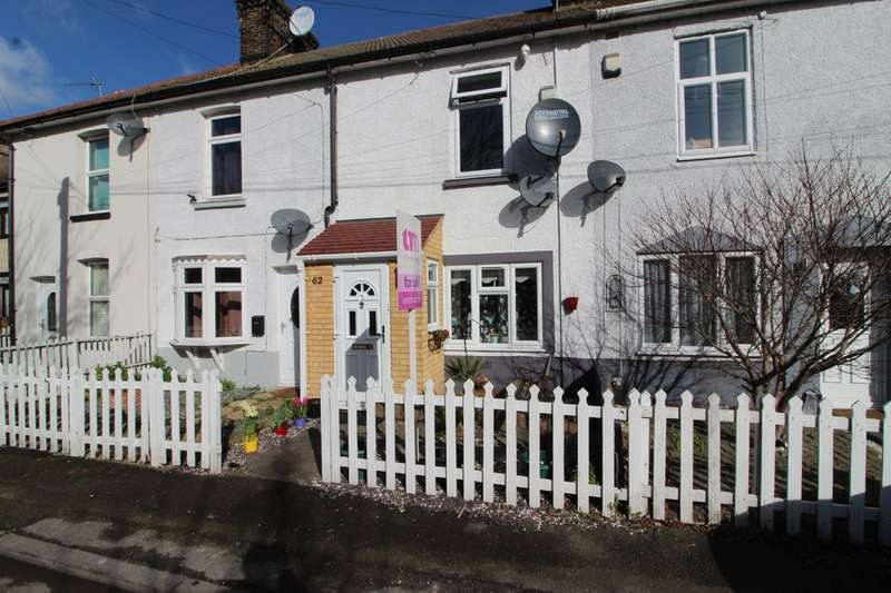 2 Bedrooms Terraced House for sale in Prospect Place, Grays